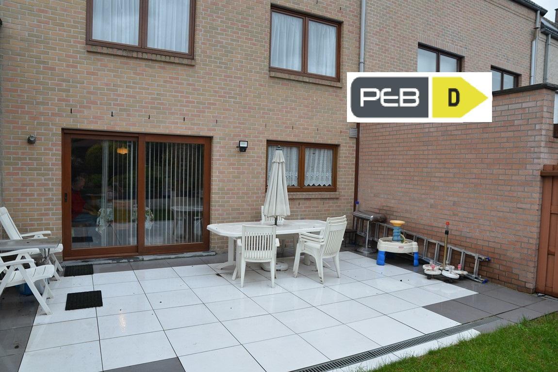 BERCHEM-STE-AGATHE – Ravissante maison 3ch, jardin, garage